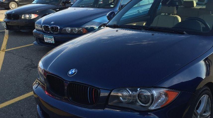 Main photo of Josh Cork's 2003 BMW 5 Series