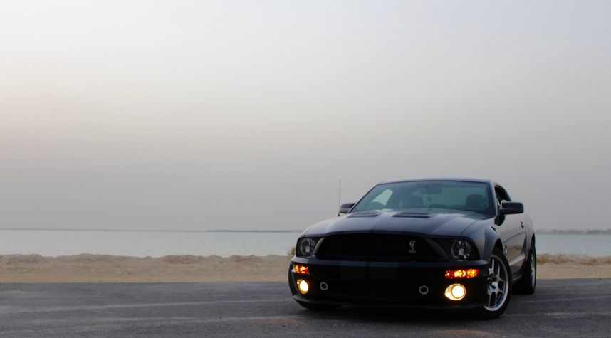 Main photo of Hasan M's 2009 Ford Shelby GT500