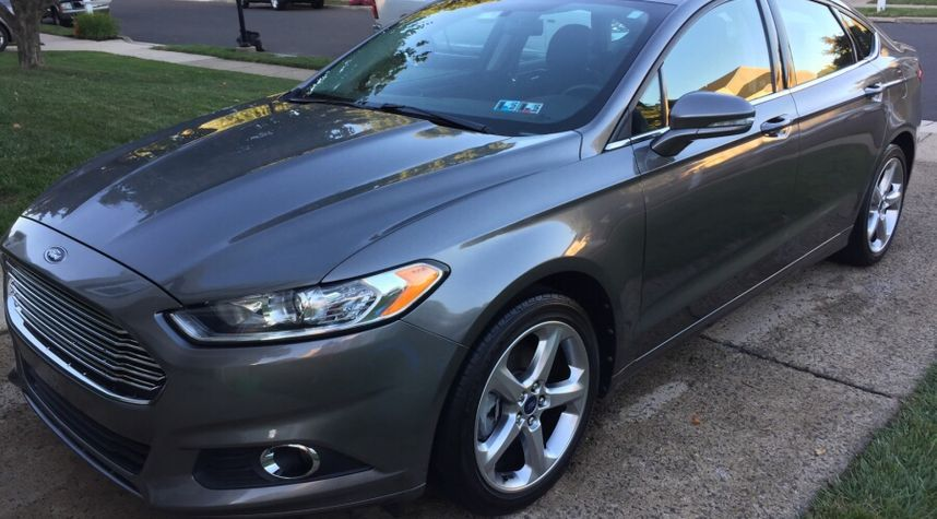 Main photo of Ryan  Duffy's 2014 Ford Fusion