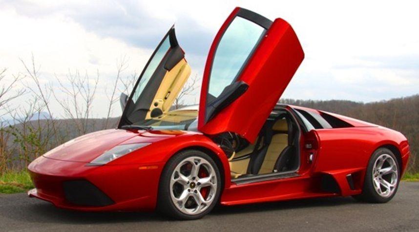 Main photo of Ed Bolian's 2007 Lamborghini Murcielago