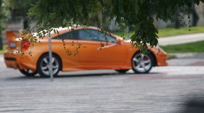 Main photo of Michal Palka's 2000 Toyota Celica