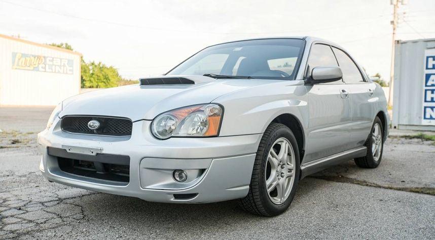 Main photo of Gary Spivey's 2004 Subaru WRX