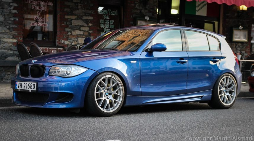 Main photo of Martin Alsmark's 2007 BMW 1 Series