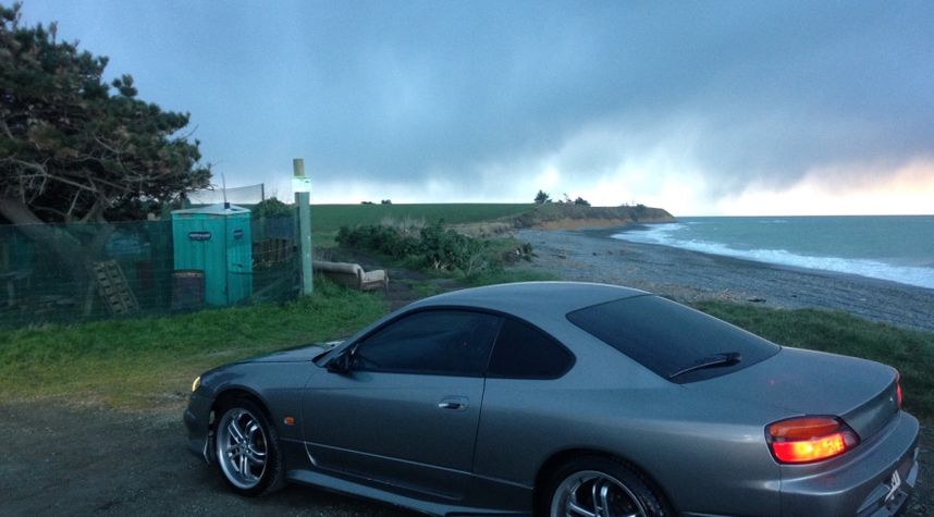 Main photo of Andrew Taylor's 1998 Nissan 240SX