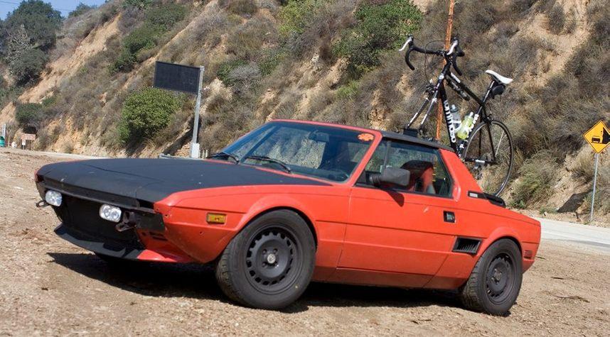 Main photo of Wil Hurd's 1985 Bertone X 1/9
