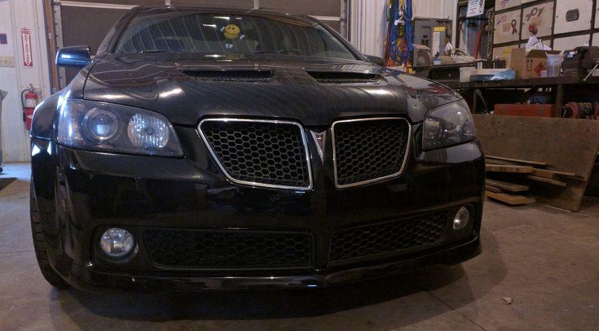 Main photo of Gary Armstrong's 2009 Pontiac G8