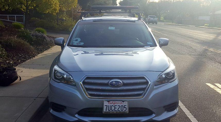 Main photo of Nick Kantar's 2015 Subaru Legacy