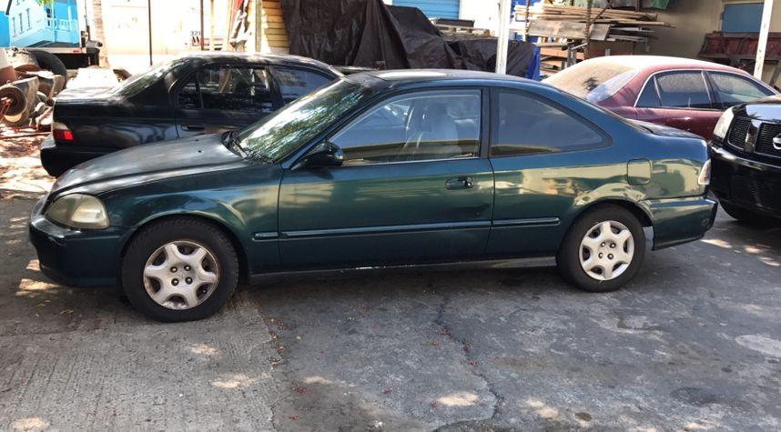 Main photo of Dave Beezer's 1997 Honda Civic