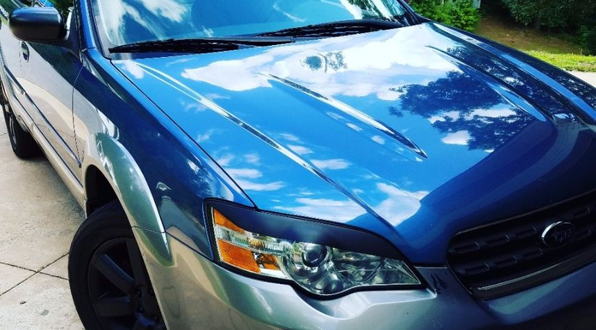 Main photo of Derrick Urban's 2006 Subaru Outback