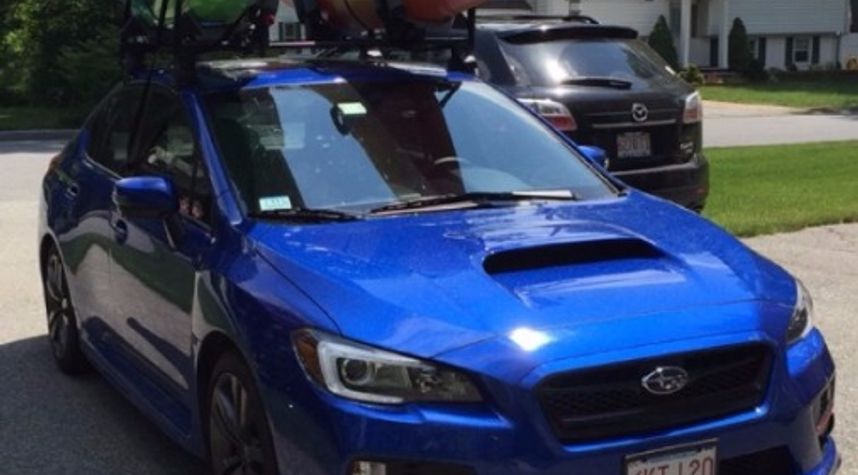 Main photo of Josh Burke's 2016 Subaru Impreza WRX