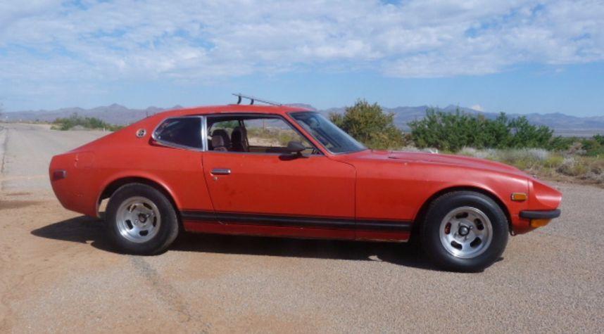 Main photo of Don Racine's 1974 Datsun 260Z