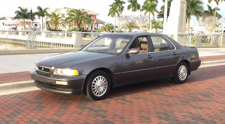Main photo of William Chapman's 1991 Acura Legend