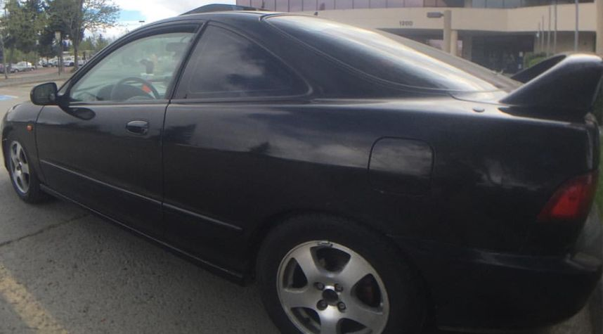 Main photo of Kong Xiong's 1996 Acura Integra