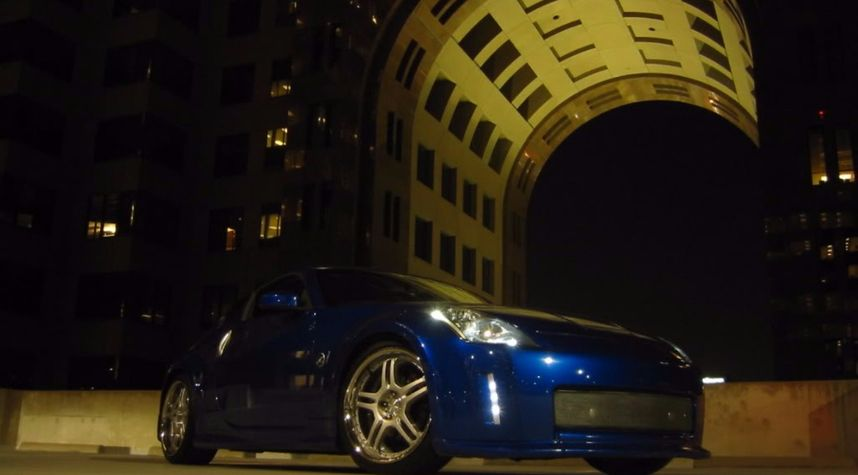 Main photo of Anthony Chiang's 2003 Nissan 350Z