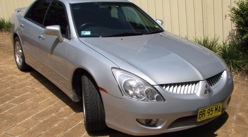 Main photo of Haldon Kirkhouse-Smith's 2005 Mitsubishi Magna