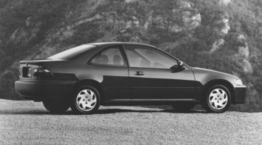 Main photo of Mike Lowe's 1993 Honda Civic
