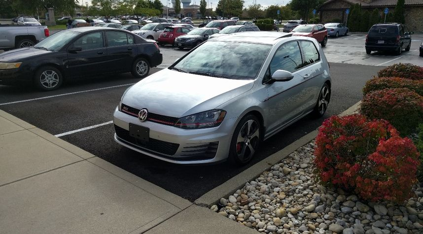 Main photo of James Stoops's 2015 Volkswagen GTI