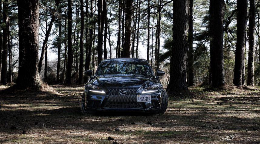Main photo of Andrew Benjack's 2014 Lexus IS 350