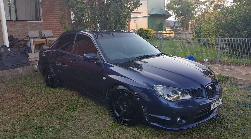 Main photo of Nicholas Perry's 2006 Subaru Impreza