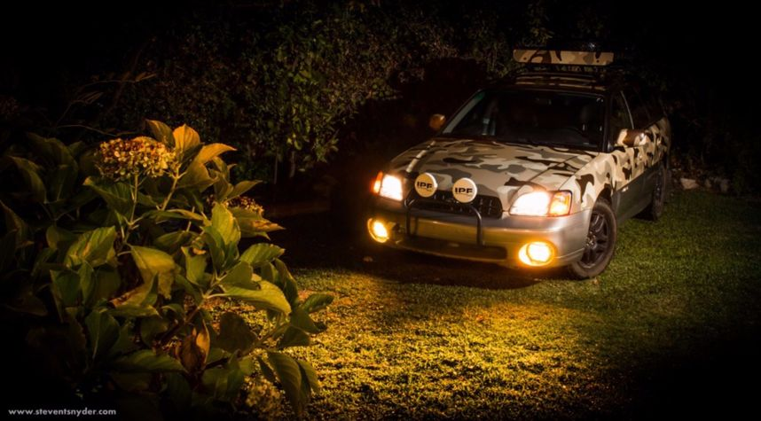 Main photo of Steven Snyder's 2001 Subaru Outback