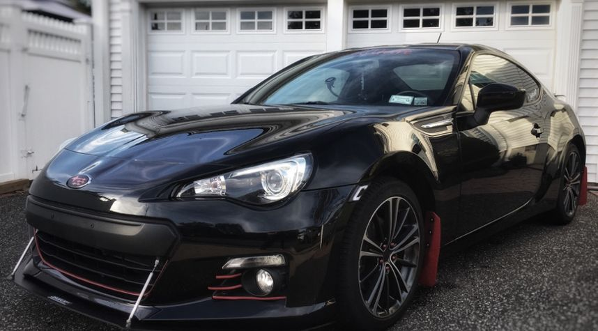 Main photo of Sean Bartlett's 2013 Subaru BRZ