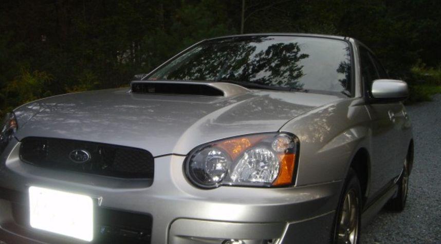 Main photo of Josh Reed's 2005 Subaru Impreza WRX