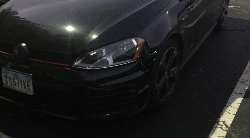 Main photo of Brent House's 2015 Volkswagen Golf GTI
