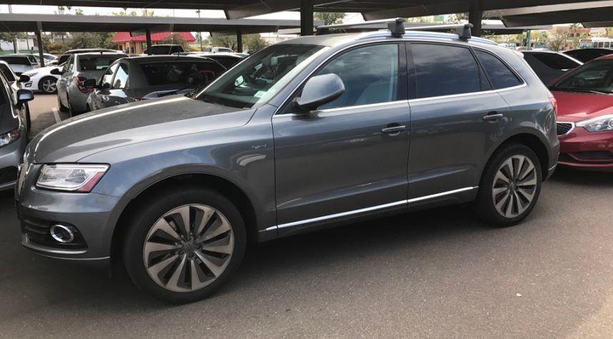 Main photo of Dan Gill's 2013 Audi Q5