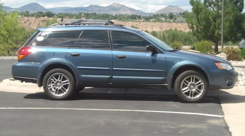 Main photo of Andy Sever's 2006 Subaru Outback