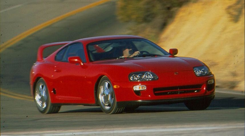 Main photo of Luis Marquez's 1998 Toyota Supra