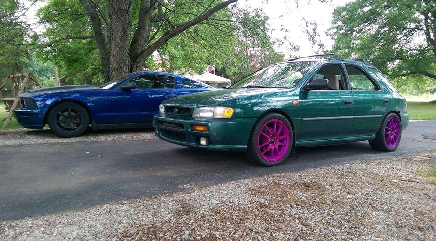 Main photo of Andrew Eisenbeiss's 1997 Subaru Impreza
