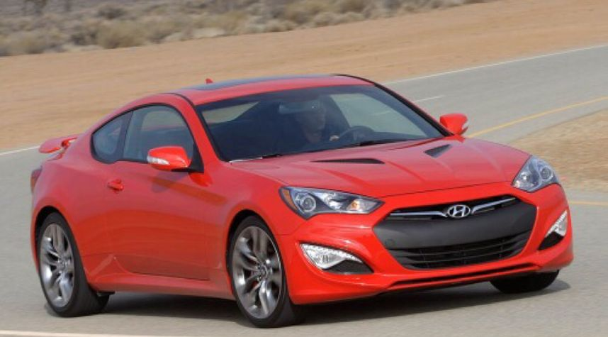 Main photo of Blake O'Beirne's 2013 Hyundai Genesis Coupe