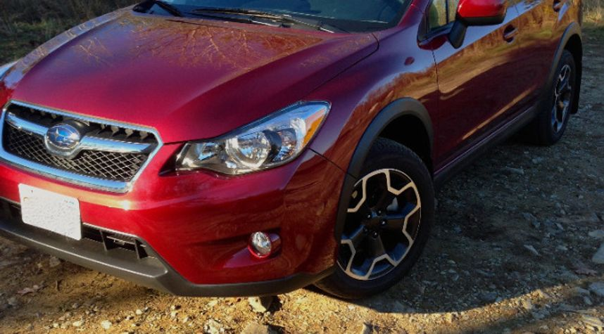 Main photo of Gerard Svetly's 2013 Subaru XV Crosstrek