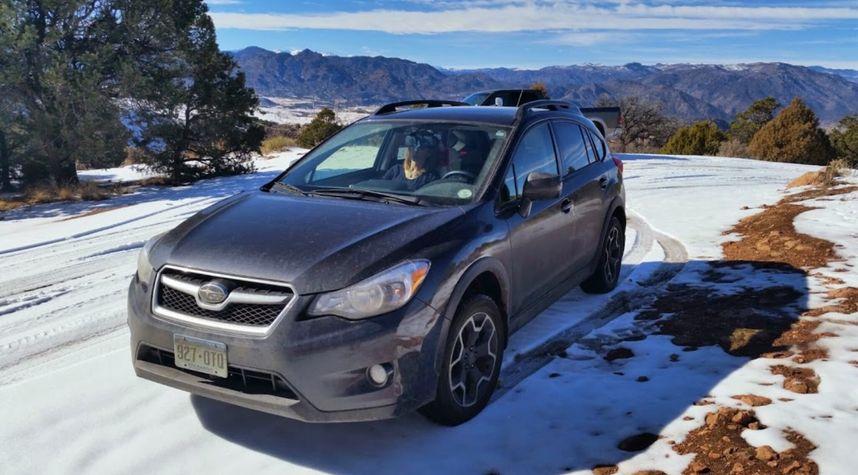 Main photo of Kissel Rizo's 2014 Subaru XV Crosstrek