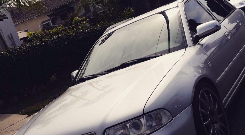 Main photo of Michael Benjamin's 2002 Audi S4