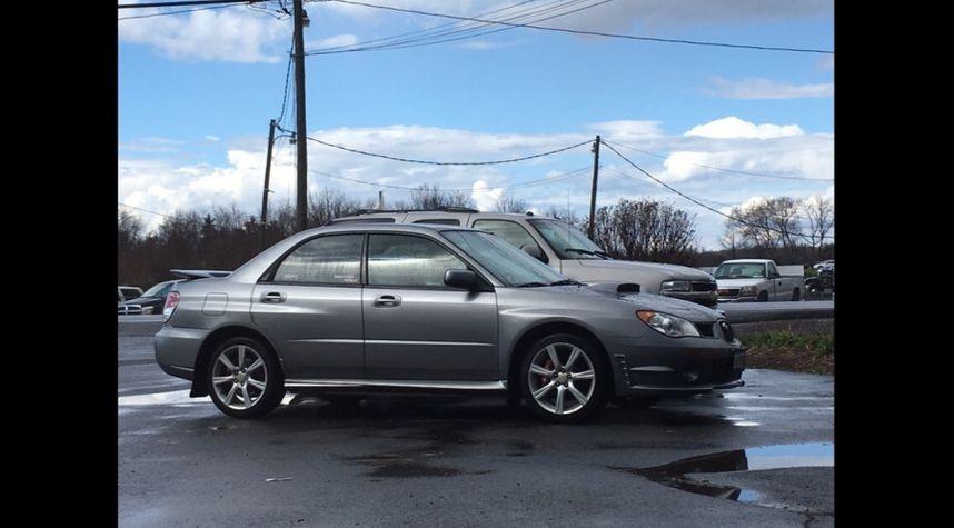 Main photo of Clayton Ashby's 2007 Subaru Impreza