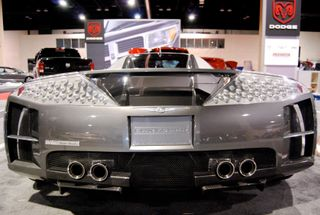 homepage tile photo for 2004 Chrysler ME - Four Twelve.  This car was powered by a quad...
