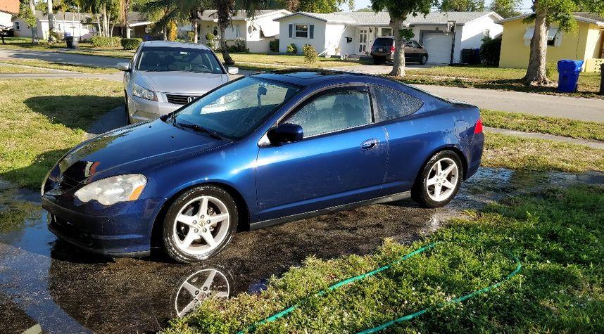 Main photo of David V's 2004 Acura RSX