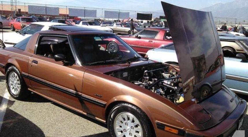 Main photo of Noah WILBUR's 1984 Mazda RX-7