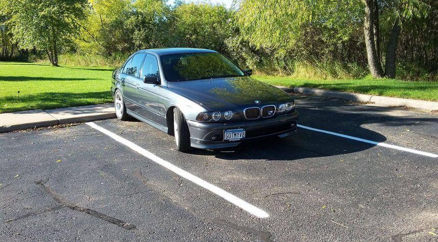 Main photo of Jason Jancsek's 2001 BMW 5 Series