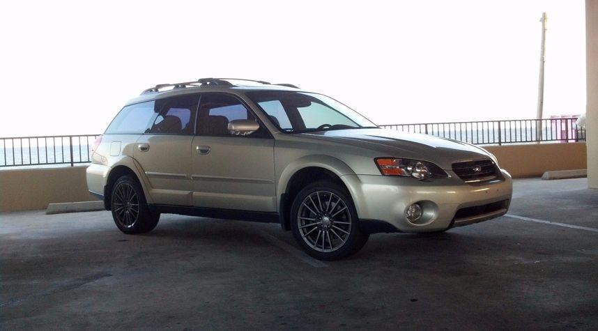 Main photo of Josh Mm's 2005 Subaru Outback