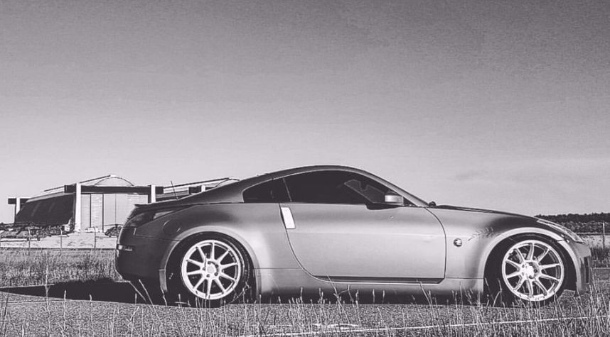 Main photo of Nicholas Bonilla's 2003 Nissan 350Z