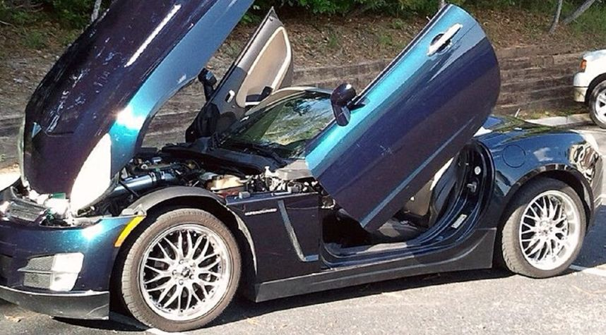 Main photo of Rick Leslie's 2007 Saturn Sky