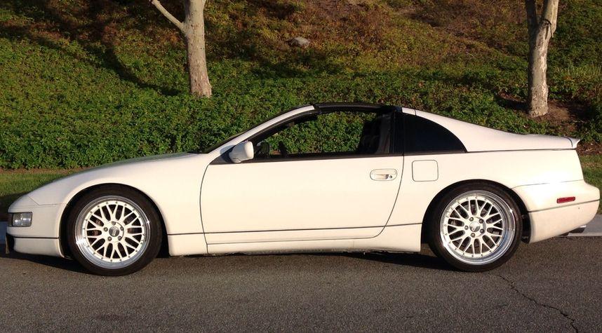 Main photo of Dan Barnett's 1991 Nissan 300ZX
