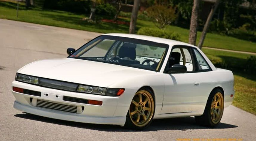 Main photo of Chris Olenick's 1997 Nissan 240SX