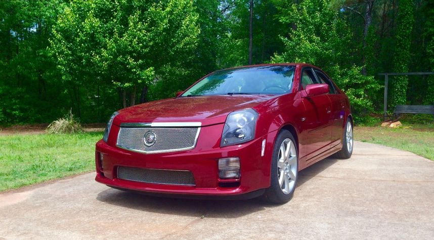 Main photo of Preston McClure's 2005 Cadillac CTS-V