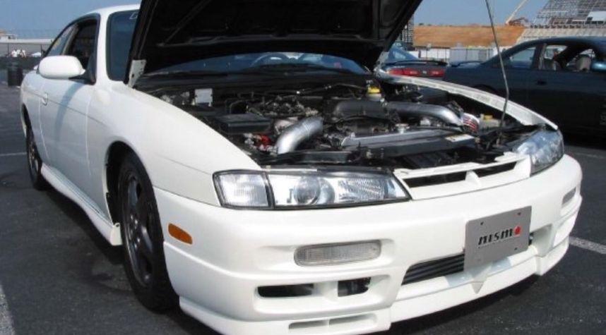 Main photo of Matt Meador's 1997 Nissan 240SX