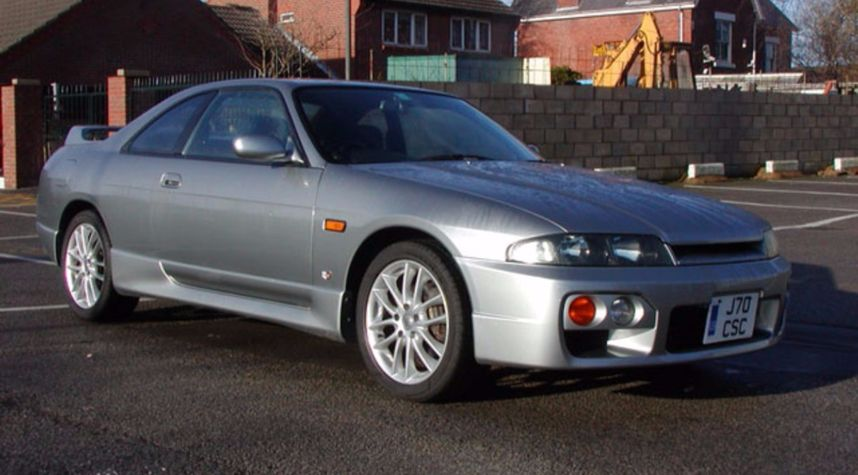 Main photo of Chris St Clair's 1996 Nissan Skyline