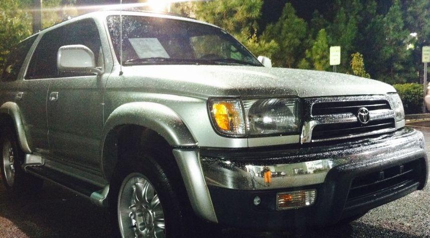 Main photo of Kendrick Davidson's 2000 Toyota 4Runner