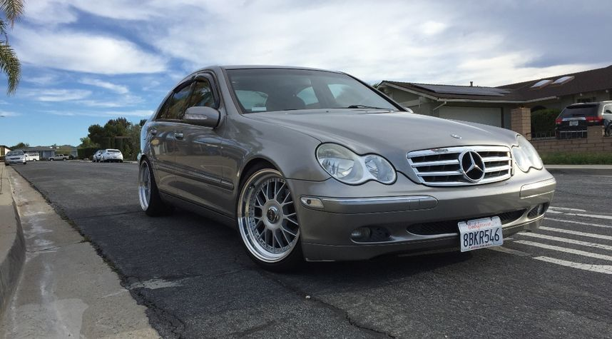 Main photo of Cody L Peterson's 2003 Mercedes-Benz C-Class
